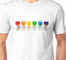 Rainbow Rubber Ducks Unisex T-Shirt