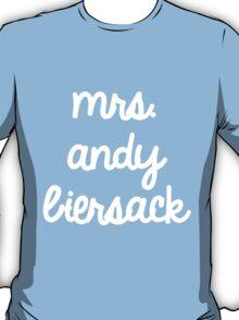 Mrs. Andy Biersack T-Shirt