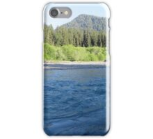 Pacific Northwest River iPhone Case/Skin