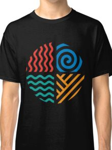 Earth • Air • Water • Fire Classic T-Shirt