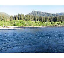 Pacific Northwest River Photographic Print