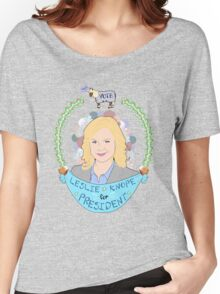 Leslie Knope Women's Relaxed Fit T-Shirt