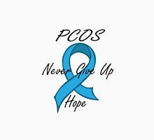 PCOS Awareness Ribbon Unisex T-Shirt
