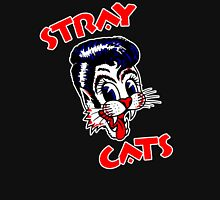 STRAY CATS LOGO Unisex T-Shirt