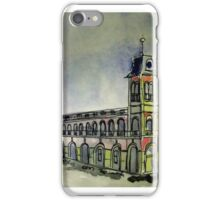 Town Hall and Post Office, Forbes iPhone Case/Skin