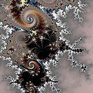 Black Spiral Incursion by Mark Eggleston