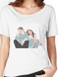 Troye Sivan and Alessia Cara Women's Relaxed Fit T-Shirt