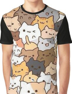 kitty cats Graphic T-Shirt