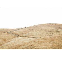 California Hills Photographic Print