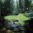 The Forest Secret by Crista Peacey