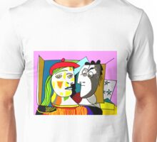 After Picasso B19 Unisex T-Shirt