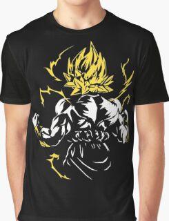 Super Saiyan 2 Graphic T-Shirt