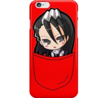 Pouch Kuchiki Byakuya iPhone Case/Skin