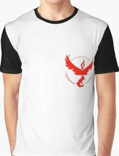 Team Valor Pokemon Go! Graphic T-Shirt