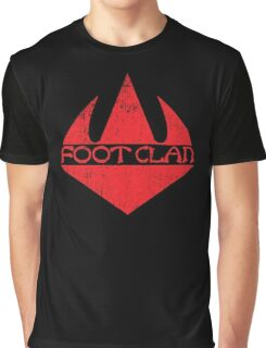 Foot Clan Graphic T-Shirt