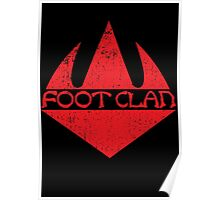 Foot Clan Poster