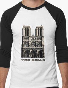 The Bells of Notre Dame Men's Baseball ¾ T-Shirt