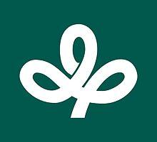 Flag of Miyagi Prefecture  by abbeyz71