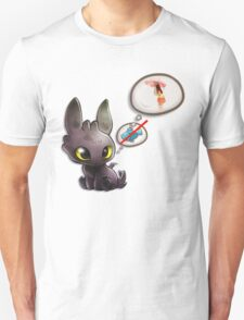 Grow Up Baby Toothless Dragon Unisex T-Shirt