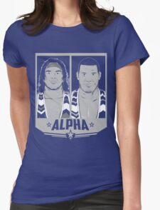 Alpha Americans Womens Fitted T-Shirt