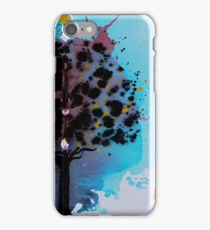 'Now, tell me what do you see?' 3 (The Lonely Tree) iPhone Case/Skin