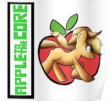 apple core Poster