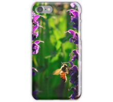 Lily loves Lavender iPhone Case/Skin