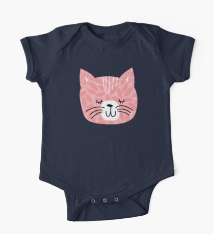 kittens in mittens One Piece - Short Sleeve