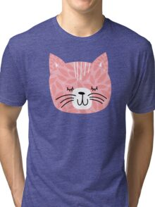 kittens in mittens Tri-blend T-Shirt