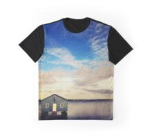 Boat shed dreaming Graphic T-Shirt
