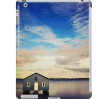 Boat shed dreaming iPad Case/Skin