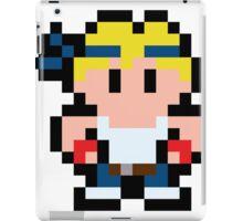 Pixel Axel Stone iPad Case/Skin