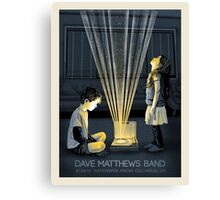 Dave Matthews Band - Nationwide Arena Columbus OH 2016 Canvas Print