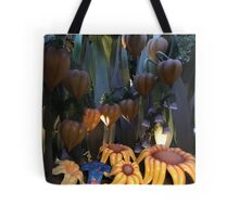 Sunflower seat Tote Bag