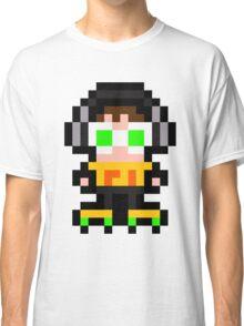 Pixel Beat Classic T-Shirt
