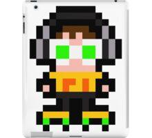 Pixel Beat iPad Case/Skin