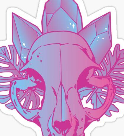 Crystal Magic Sticker