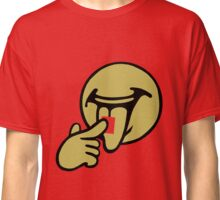 Smiley Tongue Classic T-Shirt