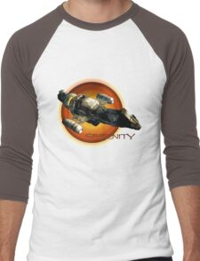 Firefly - Serenity Spaceship Men's Baseball ¾ T-Shirt