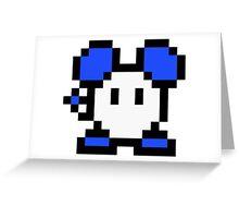 Pixel Chuchu Greeting Card