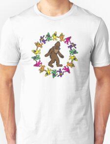 Greatfoot Circle Design Unisex T-Shirt
