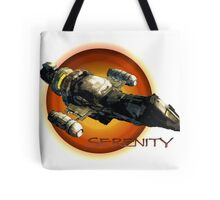 Firefly - Serenity Spaceship Tote Bag