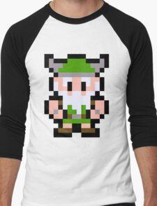 Pixel Gilius Thunderhead Men's Baseball ¾ T-Shirt