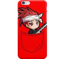 Pouch Renji Abarai iPhone Case/Skin