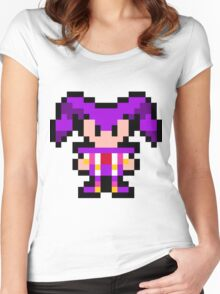 Pixel NiGHTS Women's Fitted Scoop T-Shirt