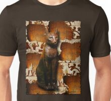 """In the Catacombs of Bastet"" Unisex T-Shirt"