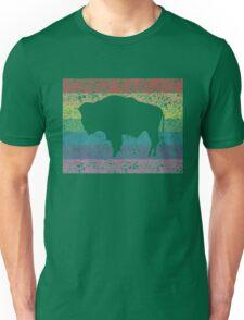wyoming rainbow Unisex T-Shirt