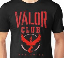 Team Valor Club World Wide Unisex T-Shirt