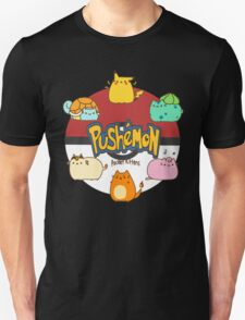 Pushemon Unisex T-Shirt