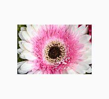 Pink & White Daisy Unisex T-Shirt
